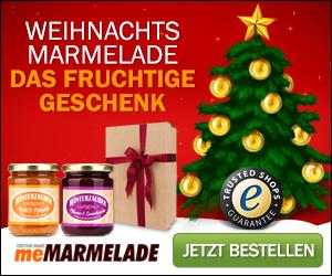 Weihnachtsmarmelade - Das fruchtige Geschenk